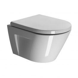 Κωδικός: 500-861800-300 Περιγραφή: κρεμαστή λεκάνη Διάσταση (εκ.): προβολή 50 εκ. Κατασκευαστής: Gsi Σειρά: Norm Σημείωση: Με αόρατο σύστημα στερέωσης. Διαθέσιμη με κάλυμμα βακελίτη αποσπώμενο / αποσπώμενο soft-close / αποσπώμενο slim soft-close Υλικό: πορσελάνη Χρώμα: λευκό