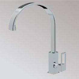 Νεροχύτη NEW ARGO 10 χρόνια εγγύηση Χρωμέ Μηχανισμός 721186 Συμπεριλαμβάνεται μειοτήρας πίεσης νερού