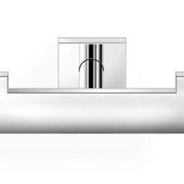 Διπλό άγκιστρο Κωδικός:   24618  Διαστάσεις:   W70 x D60 x H40 (mm)  Τεχνικές προδιαγραφές:     Οδηγίες τοποθέτησης: