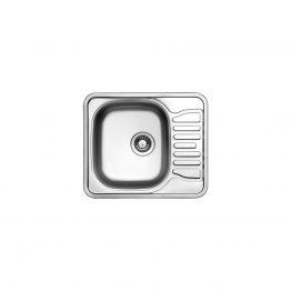 Διαστάσεις: 58x48,8 cm Βάθος: 17 cm Ερμάριο: 45 cm Αντιστρεφόμενος. Άνοιγμα οπής για μπαταρία κατόπιν ζήτησης. Συμπεριλαμβάνονται βαλβίδες, σωληνώσεις & λιποσυλλέκτης