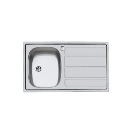 Διαστάσεις:86 X 50 cm Κοπή Πάγκου: 84 X 48 cm Βάθος: 17 cm Ερμάριο: 45 cm